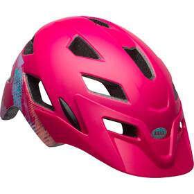 Bell Sidetrack MIPS Kask rowerowy Młodzież, różowy